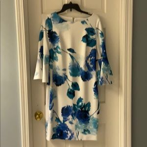 Calvin Klein mid length dress